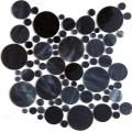 Palets de verre GRIS ARDOISE la plaque