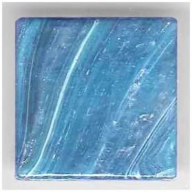 Pâtes de verre italiennes irisées AUSTRAL 2 × 2 cm