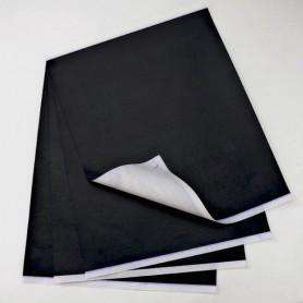 Feuilles de PAPIER CARBONE format A4