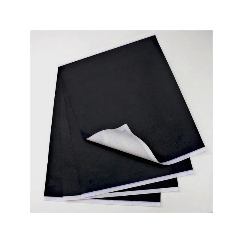 papier carbone 10 feuilles c t mosa que. Black Bedroom Furniture Sets. Home Design Ideas