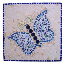 Papillon en émaux de Briare