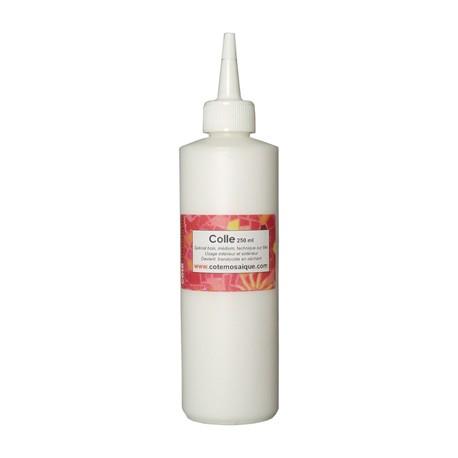 Colle mosaïque qualité professionnelle bidon de 250 ml