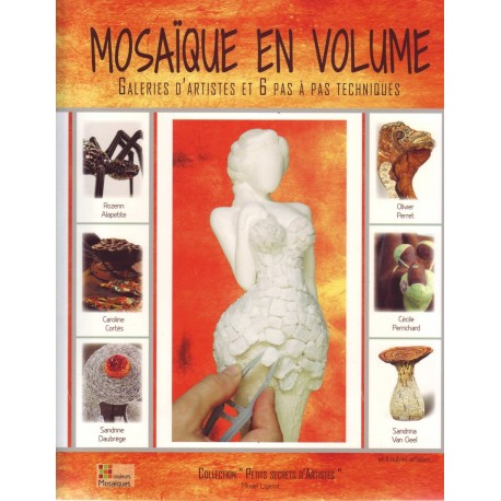 Mosaïques en volume