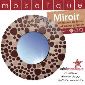 Fiche Créative Miroir Rond