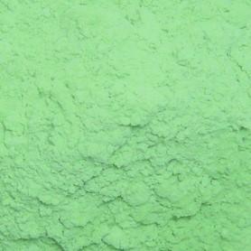 Joint en poudre couleur Tilleul vert pour Mosaïque