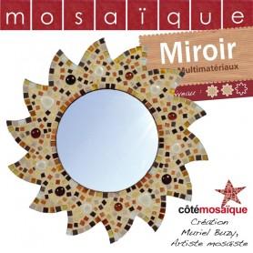 Fiche Créative Miroir Soleil