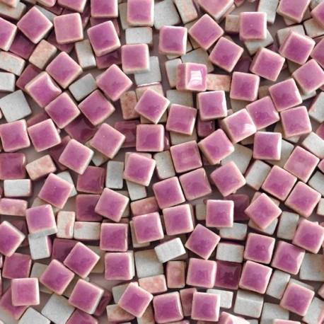 Mosaique Micro Porcelaine Lilas Rose 5 5 Mm