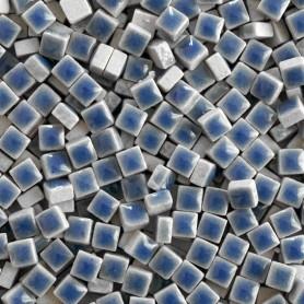 Micro-porcelaine AZUR bleu 5 × 5 mm