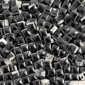 Micro-porcelaine POIVRE noir 5 × 5 mm
