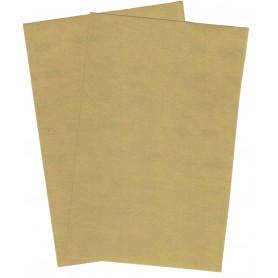 Papier de verre ultra fin 2 feuilles