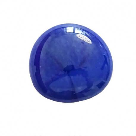 Bille de verre XL opaque BLEU NUIT