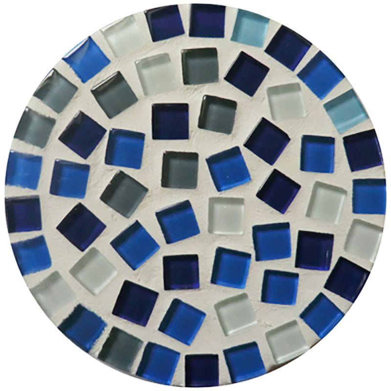 support bois dessous de verre rond. Black Bedroom Furniture Sets. Home Design Ideas