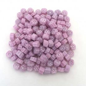 Millefiori ROSE Translucides 25 g