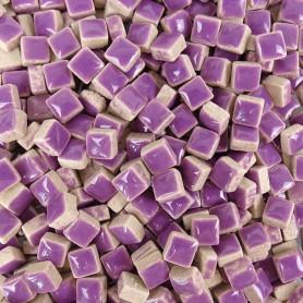 Micro-porcelaine HORTENSIA violet 5 × 5 mm
