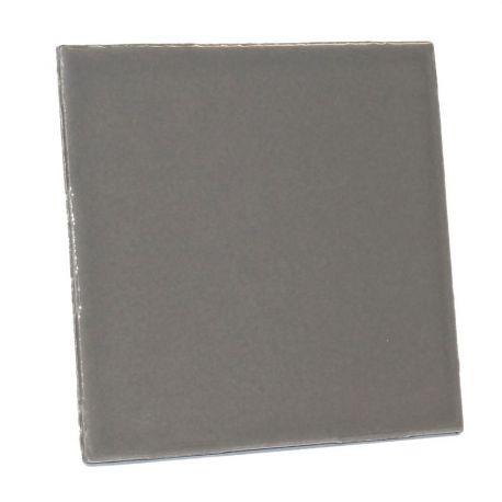 Carrelage extra fin GRIS SOURIS pour mosaïque