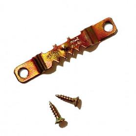 ATTACHE 4,5 cm pour support bois mosaïque