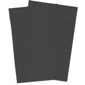 Papier de verre grain 280 très fin pour mosaïque vendues par lot de 2 feuilles