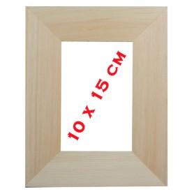 Cadre bois 10 × 15 cm pour mosaïque ou autres techniques de loisirs créatifs