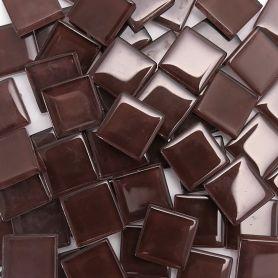 Pâtes de verre translucides Coco 2 × 2 cm