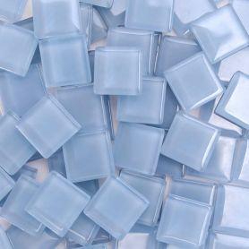 Pâtes de verre translucides Océan 2 × 2 cm