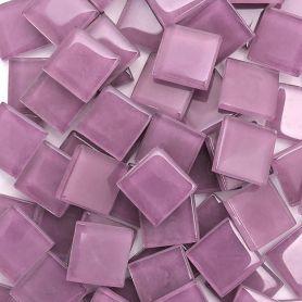 Pâtes de verre translucides Raisin 2 × 2 cm