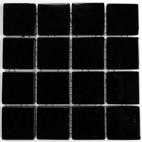 Emaux 24 NOIR CC0830 mini-plaque