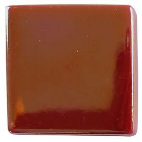 Emaux 24 Métallisés Cuivre rouge 2,35 × 2,35 cm vendus à l'unité ou en lot vue de biais