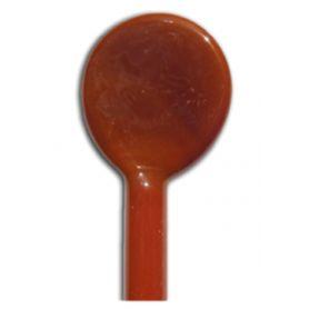 Sticks de verre opaque MARRONE CHIARO marron clair