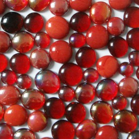 Billes de verre DIABOLO FRAISE 100 g
