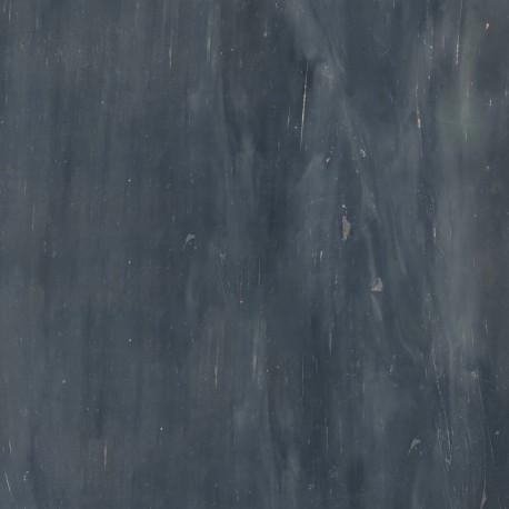 Tige de verre GRIS ORAGE gris bleu 18 × 2 cm
