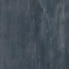 Plaque de verre GRIS ORAGE gris bleu 18 × 18 cm