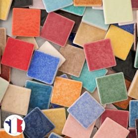 Emaux de Briare Cocktail CARNAVAL aux couleurs variées vendus par 2, 5 ou 10 kg