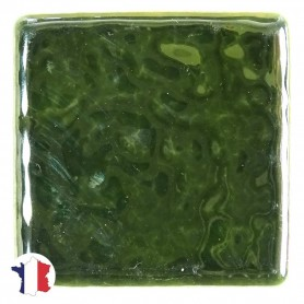 Emaux de Briare avec reflets métallisés vert BRONZE