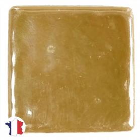 Emaux de Briare avec reflets métallisés jaune PALLADIUM