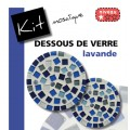 Dessous de verre LAVANDE
