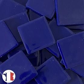 Emaux de Briare couleur BLEU CÉLESTE Série Limitée brillants pour mosaïque 2,5 × 2,5 cm vendus par 100 g