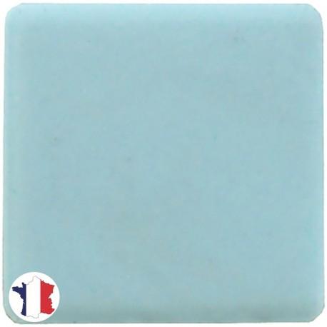Emaux de Briare Mazurka couleur HOLITE bleu layette mats pour mosaïque 2,5 × 2,5 cm vendus par 100 g