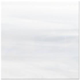 Plaques de verre ALASKA blanc 18 × 18 cm