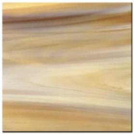 Plaques de verre HÊTRE beige 18 × 18 cm